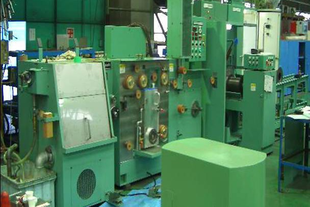 WET TYPE DRAWING MACHINES FOR COPPER WIRE